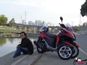 Three's A Crowd Drawer – Yamaha Tricity