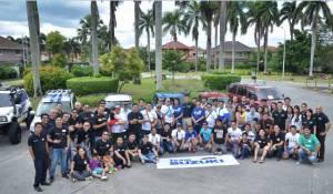 Suzuki Car Clubs unite to form Team Suzuki Philippines