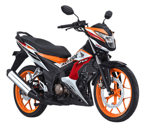 Honda Philippines Inc. RS150, now in a remarkable and stunning Repsol Edition