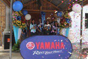 YAMAHA Opens Motorcycle Technical Facility In Tacloban