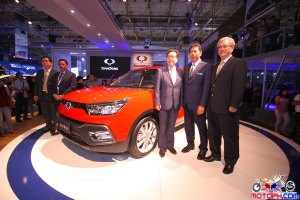 SsangYong is back in the Philippines