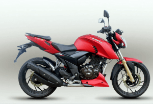 TVS Launches TVS Apache RTR 200 IN Philippines