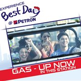 Experience Petron's Best Day Promo
