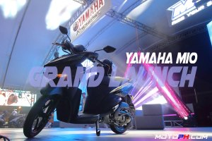 Yamaha Mio Grand Launch Event