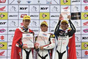 Asia Dream Cup (IndonesiaLeg) – The first Podium for the Philippines