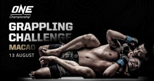 One Grappling Challenge Macao