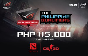 ASUS Republic Of Gamers (ROG) Officially Announces ROG Masters 2016