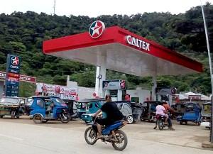 Caltex Opens in El Nido, Palawan