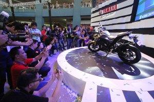 Yamaha TFX 150 Launch