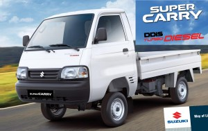 All New Suzuki Super Carry is now Available in the Philippines