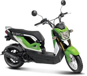 The New Face of  Honda Zoomer-X, XRM DSX Special Edition and RS150R