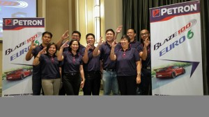 Petron Blaze 100 Euro 6 Fuel is now in the Philippines