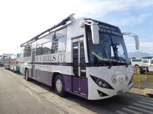 Customized Hino Bus and Trucks