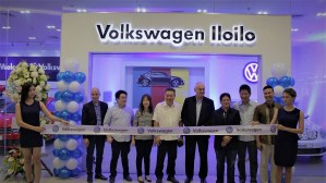 GCMI inaugurate Volkswagen Iloilo dealership