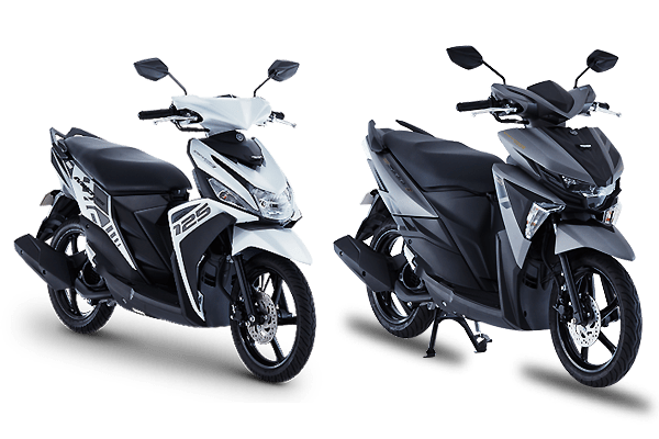 Introducing The Enhanced Yamaha MIO i 125S and the MIO SOUL i 125S