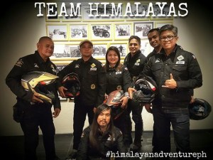 The Magnificent Seven – Philippines sends its very first team to the Himalayan Adventure