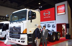 Hino joins PhilBus 2017 in accelerating progress for PH