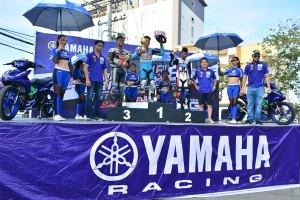 YAMAHA Grand Prix in Davao Winners