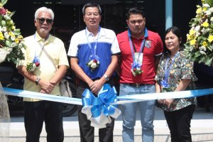 Yamaha Built a Training Center for Motorcycle and Small Engine Servicing for Students of Olongapo City