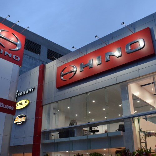 Hino  Motors Philippines Newest Dealership Along United Nations Avenue in Manila