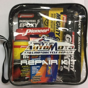 Car and Motorcycle Repair Kit
