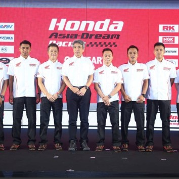 The Asia & Oceania Motorcycle Racing Team