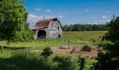 Old barns are rarely maintained