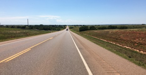 Route 66, another endless road