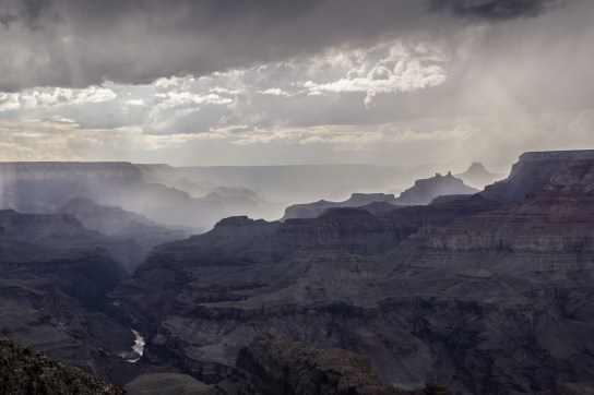 Mysterious Grand Canyon