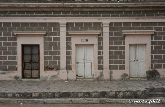 San Ignacio Doors
