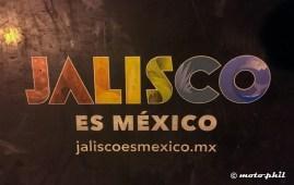 "Colorful ""Jalisco es Mexico"" print"