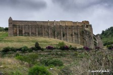 Abandoned mining building around Guanajuato