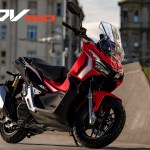 Honda Introduces The Adv 150 Scooter Motorcycle News