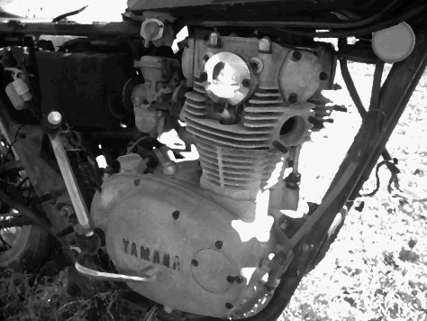 XS650 engine not running