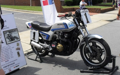 1982 National Champion Honda Superbike