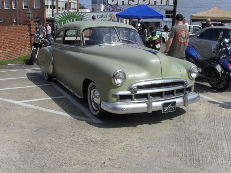 neat old Chevy