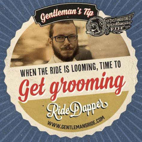 Get yourself looking good for the ride!