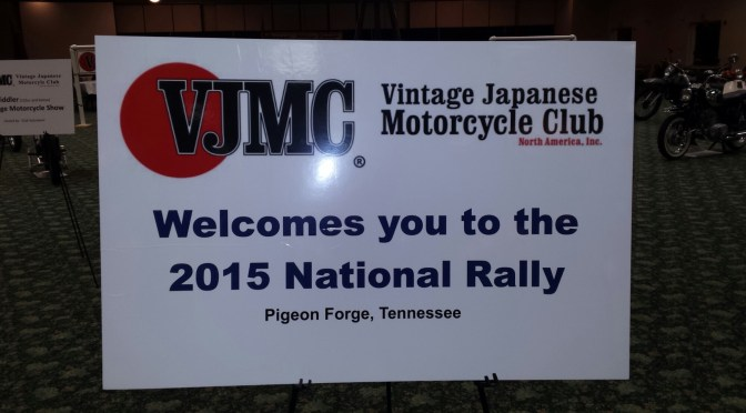 2015 VJMC National Rally Day 1