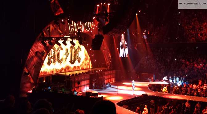Rock or Bust ACDC World Tour Review