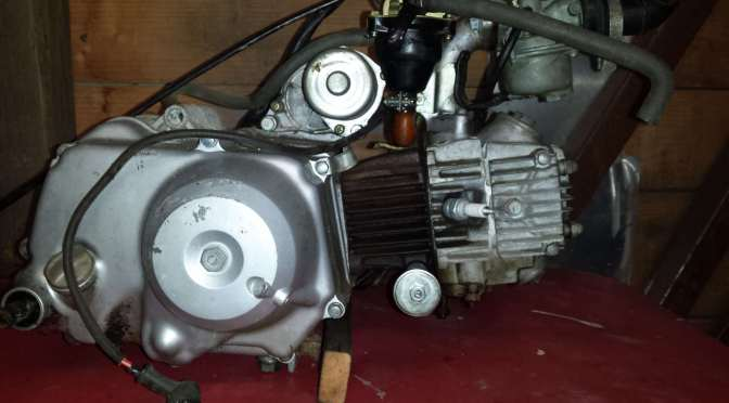 1982 Honda Passport Restoration Part 2