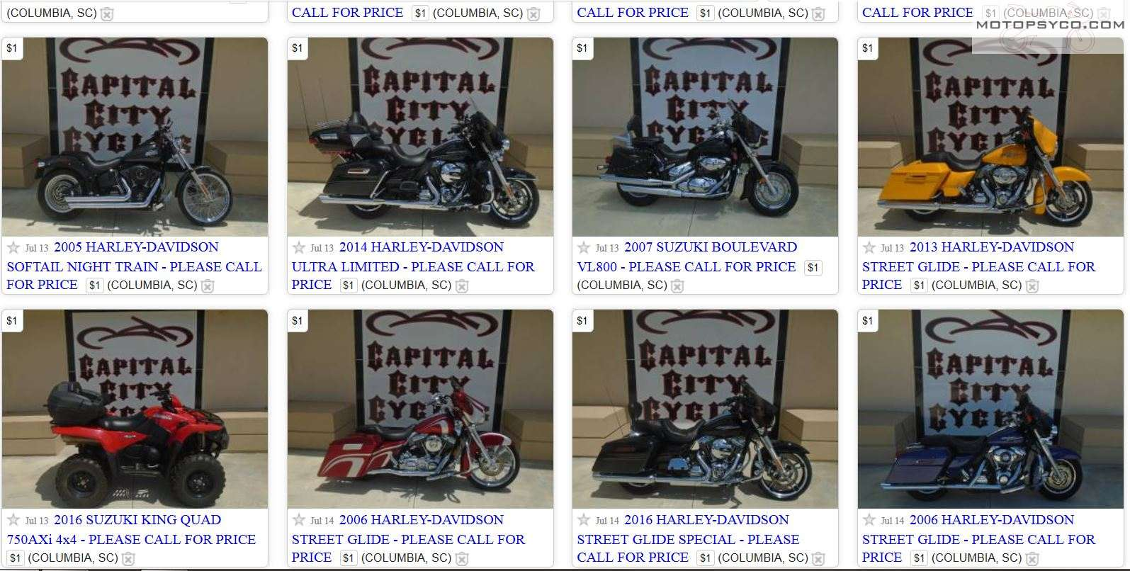 craigslist Archives - Motopsyco's Asylum Crazy about