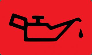 Oil Warning | Car Dashboard Warning Light