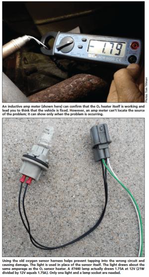 Diagnosing O2 Sensor Heater Circuit Failures | MOTOR
