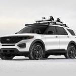 Ford Presentara Varios Explorer Y Escape Muy Radicales En El Sema 2019 Motor Es