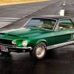 Shelby Gt500 Exp Little Red Restaurado Uno De Los Mustangs Mas Caros Y Exclusivos Motor Es