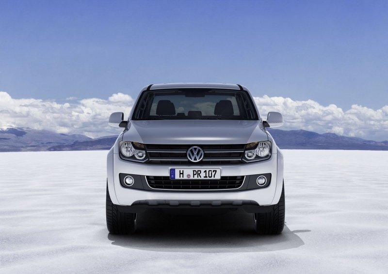 Primeros datos y fotos oficiales de la VW Amarok. - Fotografía 6768