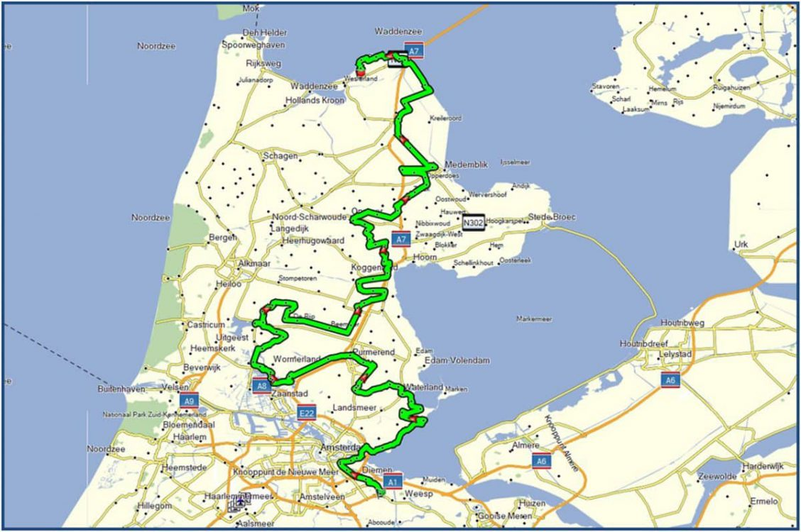Tom Boudewijns Triptip Noord-Holland Masterdam-Hippolythushoef