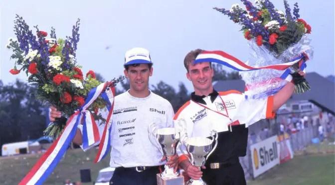 TT-podium