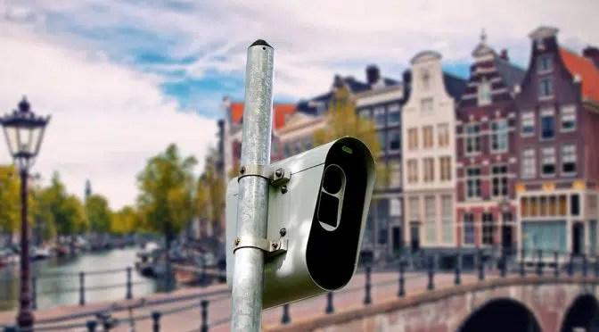 Amsterdam lawaaiflitspaal