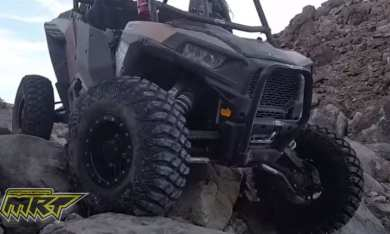 King of the Hammers Pre-Run in our Polaris RZR XP1000